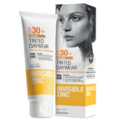 Invisible Zinc Tint Medium SPF30